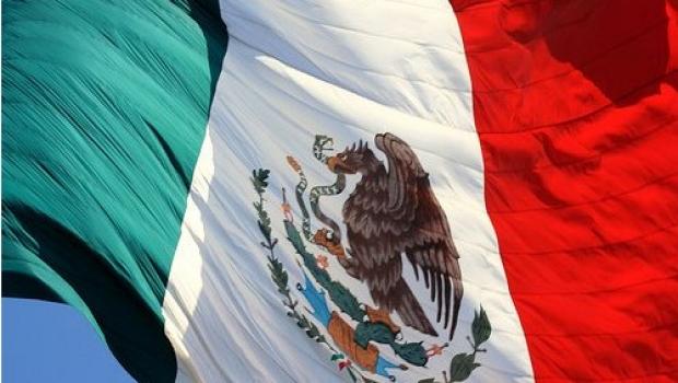 bandera de mexico la mas linda