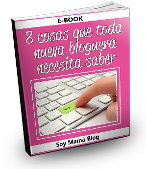 """ebook """"8 cosas que toda nueva bloguera necesita saber"""""""