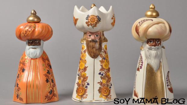 tres santos reyes magos