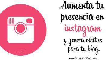 Aumenta tu presencia en Instagram