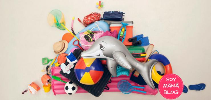 3 tips para hacer las maletas infantiles
