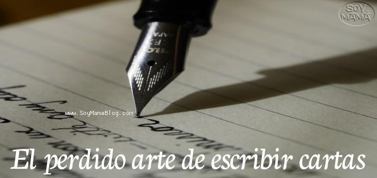 El perdido arte de escribir cartas