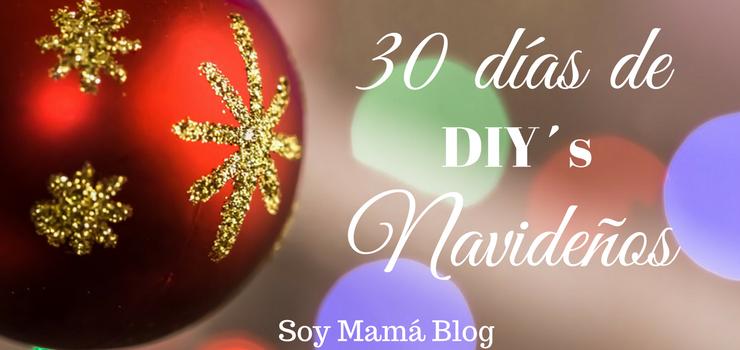 30 días de DIY´s navideños