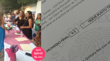 Sofía Milagros, Graduada de Primaria