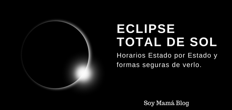 Eclipse total de Sol – Agosto 2017