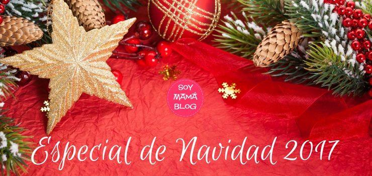 Mini especiales navideños en Soy Mamá Blog