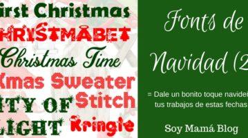 Fonts de Navidad (II)