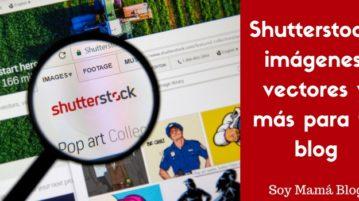 Shutterstock: imágenes, vectores y más para tu blog