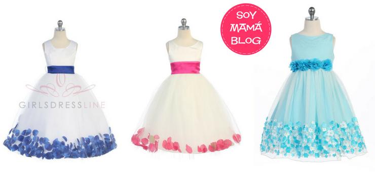 Vestidos Para La Graduación De Sofía Milagros Soy Mama Blog